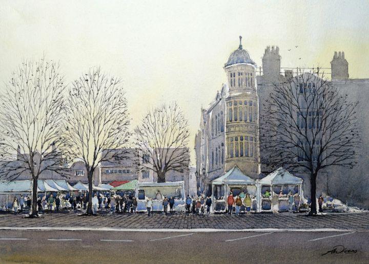 Market Day - Andrew Lucas