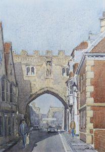 High street gate, Salibury - Andrew Lucas
