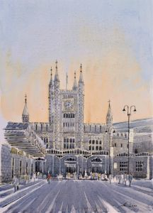 Morning Commute - Andrew Lucas