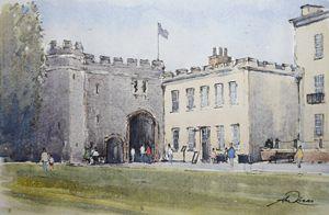 The Gatehouse - Andrew Lucas