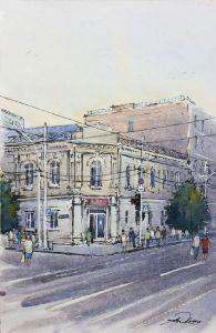 Kalinina Street, Krasnodar - Andrew Lucas