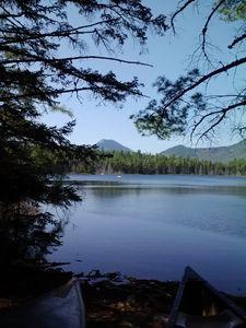 Maine lake
