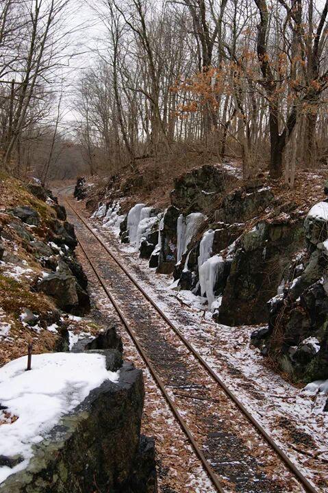 Railway - Janelle's Creations