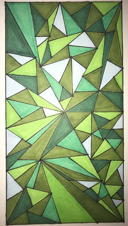 Green Jewel - Tealfreesia
