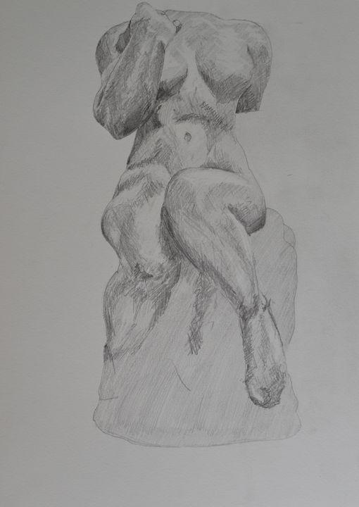 Rodin's Cybele - Jon Cross