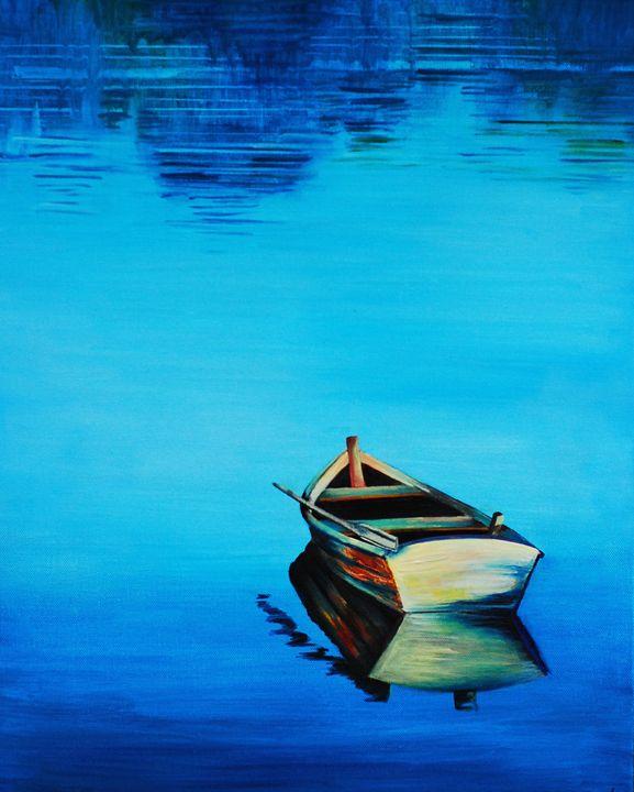Tranquility - Kathryn Clifford