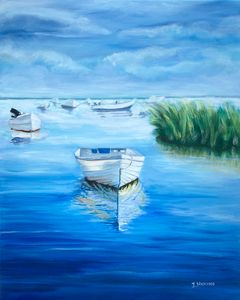Nantucket calm - Jill Marino