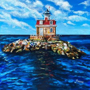 Penfield Lighthouse - Jill Marino