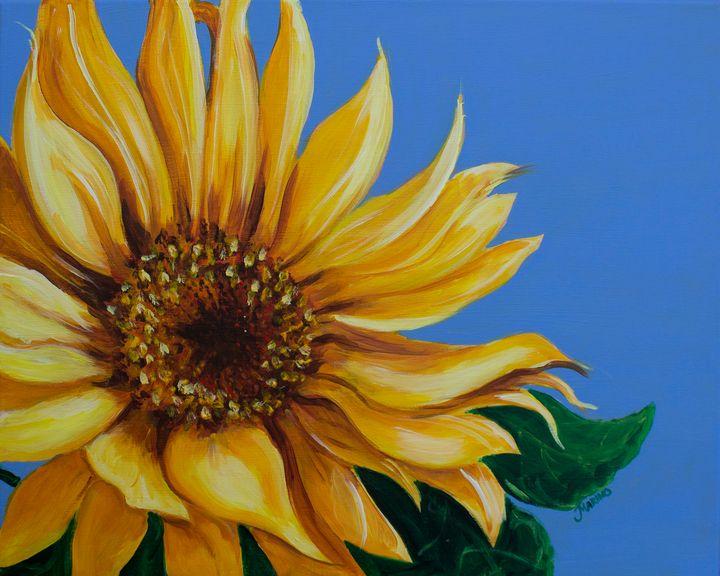 Sunflower - Jill Marino