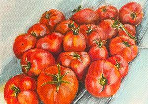 Summer harvest - Jill Marino