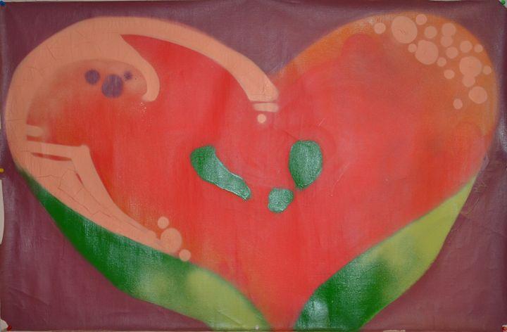 Heart - PW84BRK