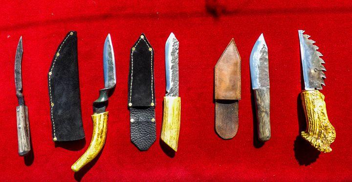 Knife - Artsculpt