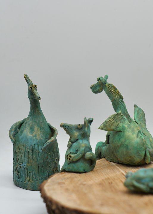 animal farm - Artsculpt