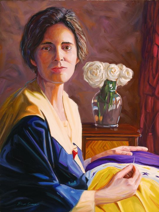 Alice Paul - Steve Simon