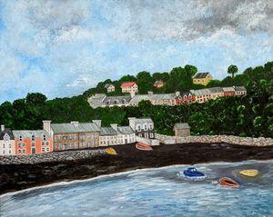 Portree Harbor, Isle of Skye