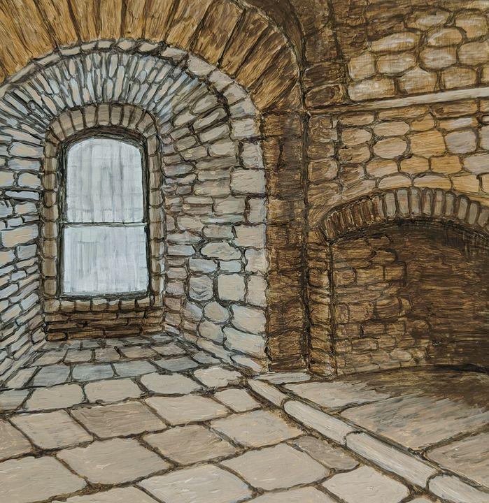 Castle Kitchen - Blakely Art