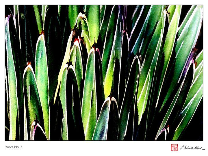 Yucca No. 1 - Michelle Bush