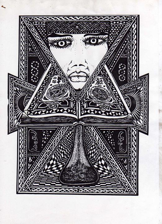 spell book - orris