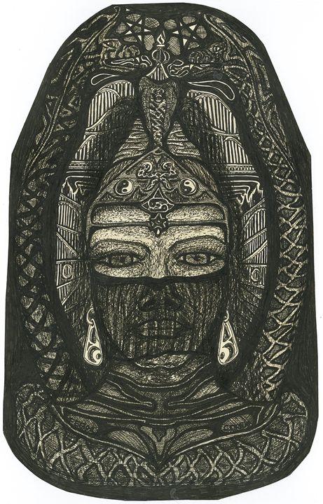 snake lady - orris