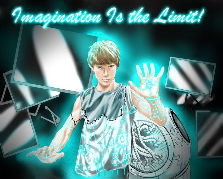 Imagination is the limit! - InkSplatterProductions