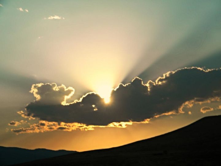 Wyoming Sunset - Lauri