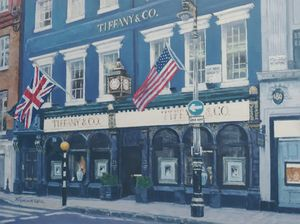 Tiffany&Co Old Bond Street Mayfair