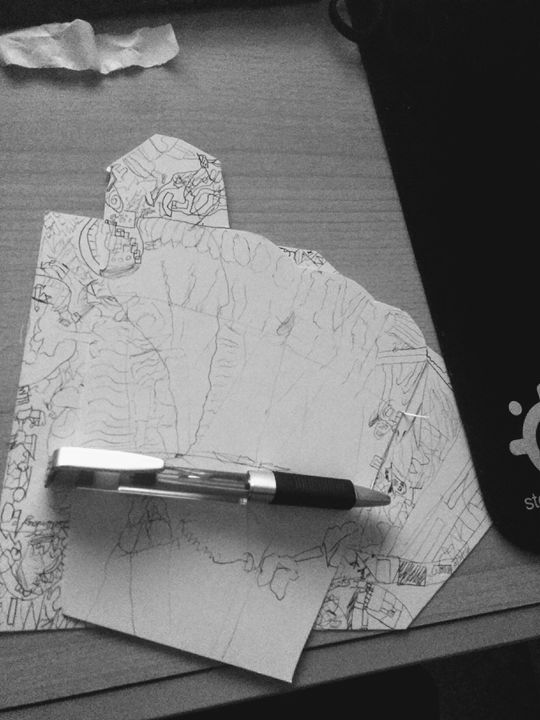 2 Drawings - FlyMeee/