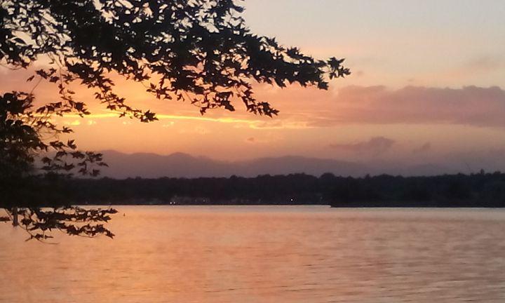 Romantic Sunset - Sarah Hudson