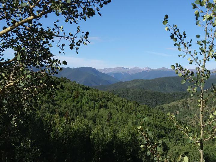 Colorado Camping - Sarah Hudson