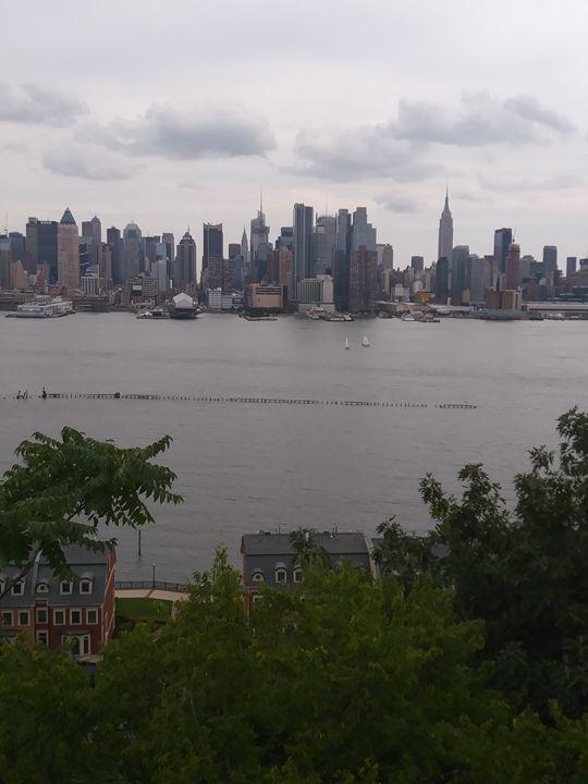 New York New York - Sarah Hudson