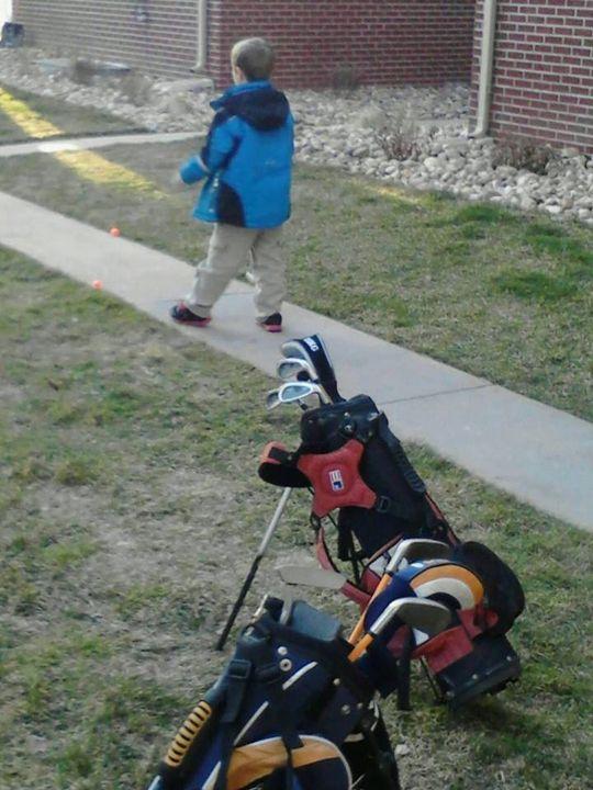 Golf Wonder - Sarah Hudson