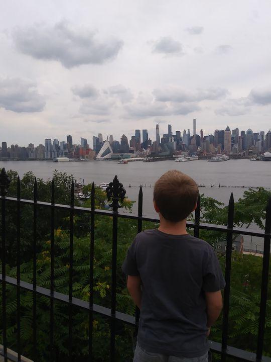 Watching Manhattan - Sarah Hudson