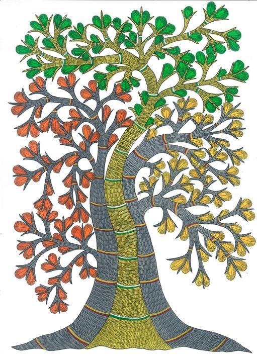 3 IN 1 TREE - COLOURSETAL