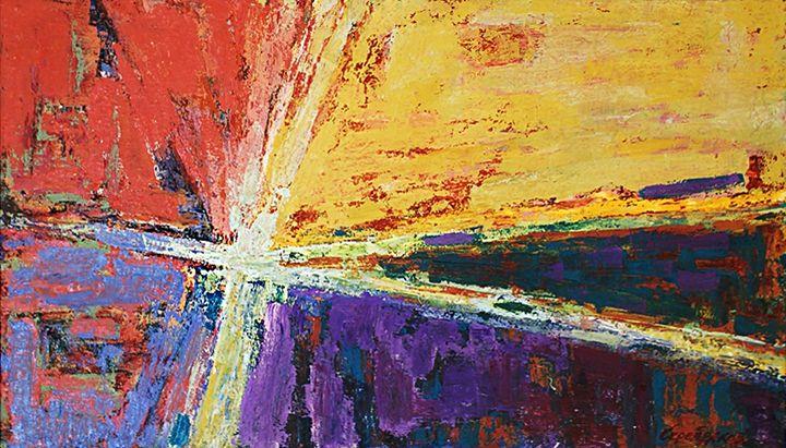 """""""Intersection"""", Serebryakov A. - Art Nostalgie"""