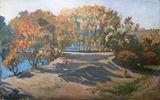 "1986, 80х50, ""Autumn"", Bondarenko N."