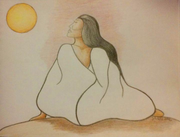 """"""" SUN WOMAN """" - Dara"""