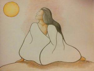 """"""" SUN WOMAN """""""