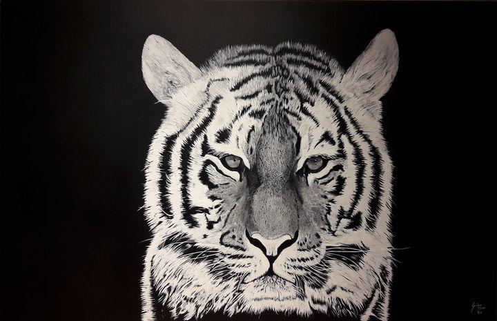 Bengal Tiger - Gino Devolder Art