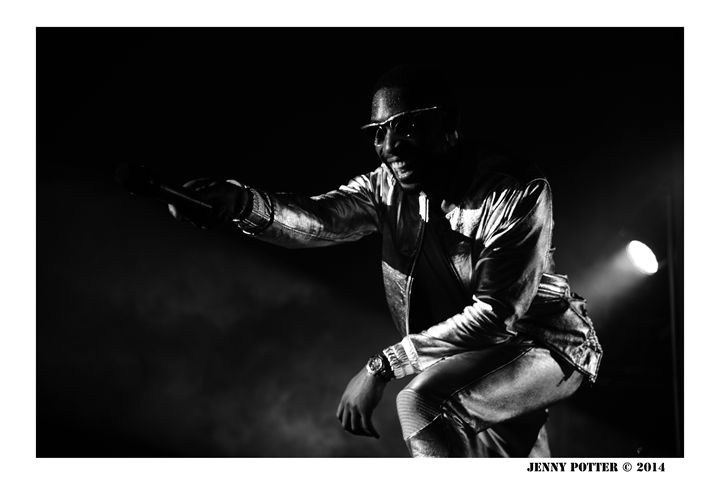Tinie Tempah - Jenny Potter Photography and Phill Potter Photogra