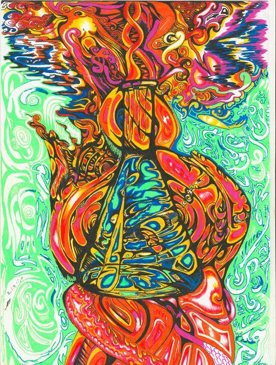 Alchemist - Aarons art