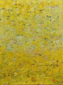 Naturally abstract yellow