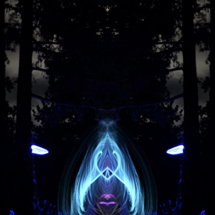 The Goddess Speaks - PhotoJunkieNB