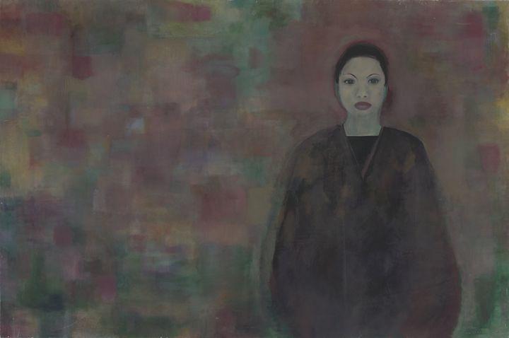 """Priscilla"" - Fine Art by Kevin Earley"