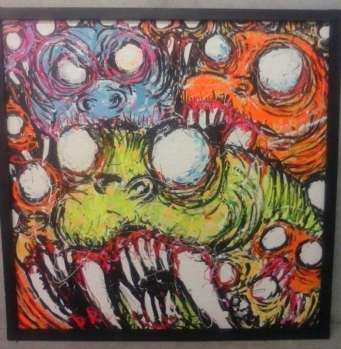 living dead walrus invasion - Daves Originals