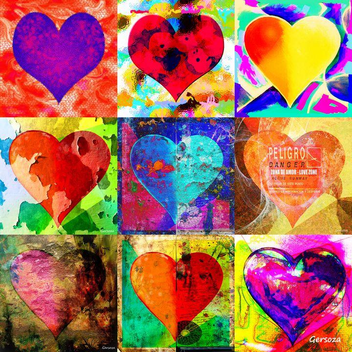 My Heart Collection - Digital Printable Art