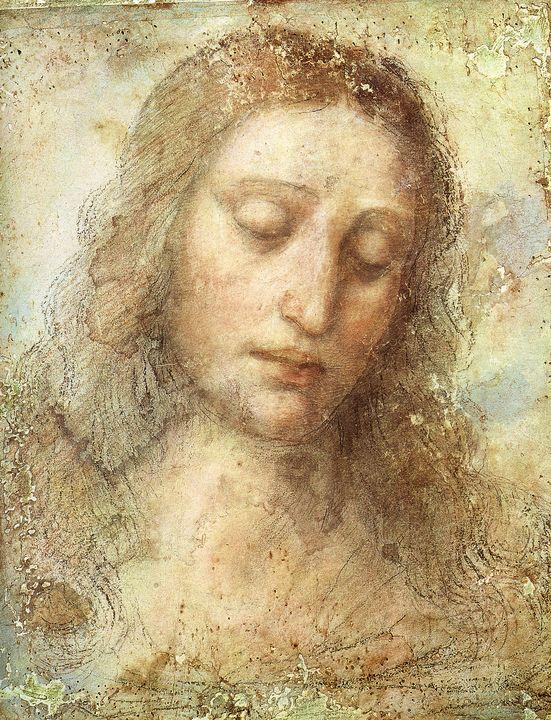 Jesus - Digital Printable Art