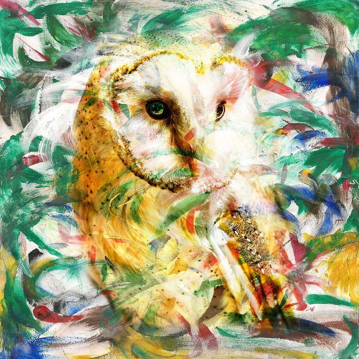 My Owl - Digital Printable Art