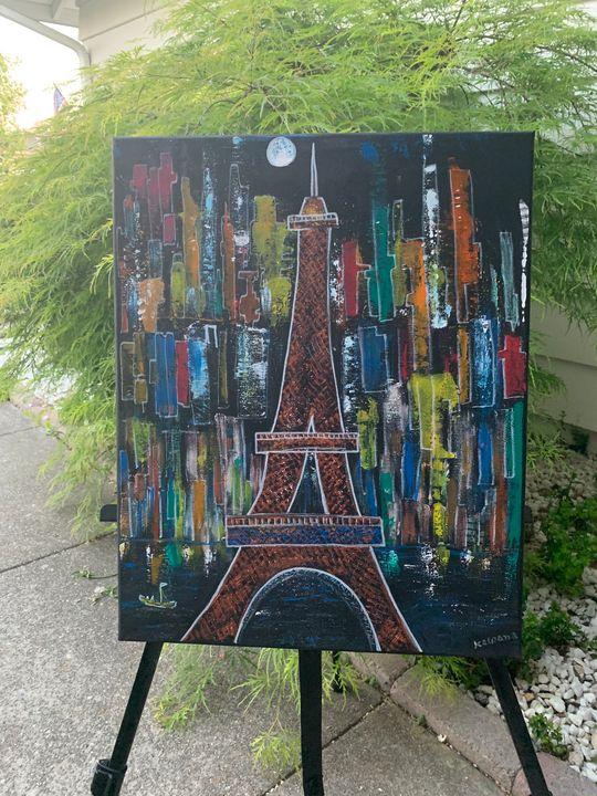 Eiffel Tower - Prosperity