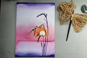 Zen grass 2