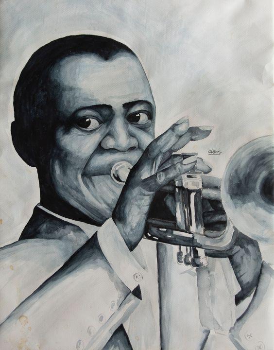 Louis Armstrong - Chris Manuel